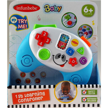 1st Learning Controller