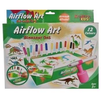 Airflow Art - Dinosaur Set