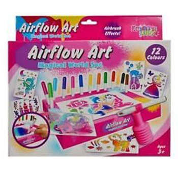 Airflow Art Magical World Set