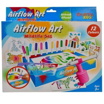 Airflow Art Wildlife Set