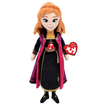 Frozen Anna Ty Sparkle Doll
