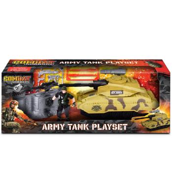 Army Tank Playset