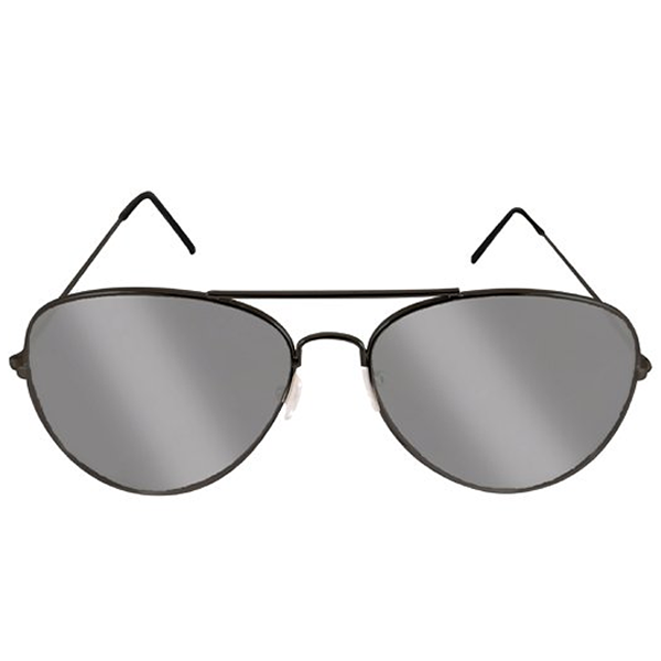 Aviators with Mirrored Lens