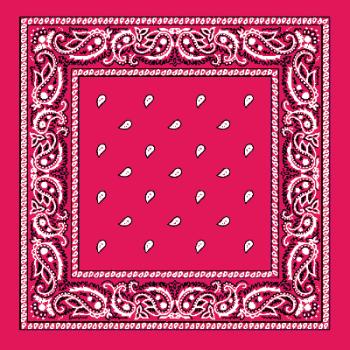 Bandana Hot Pink