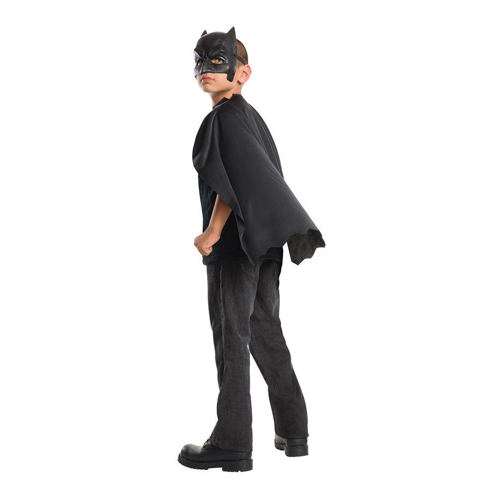 Batman Mask and Cape - Child