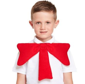 Big Red Bow Tie