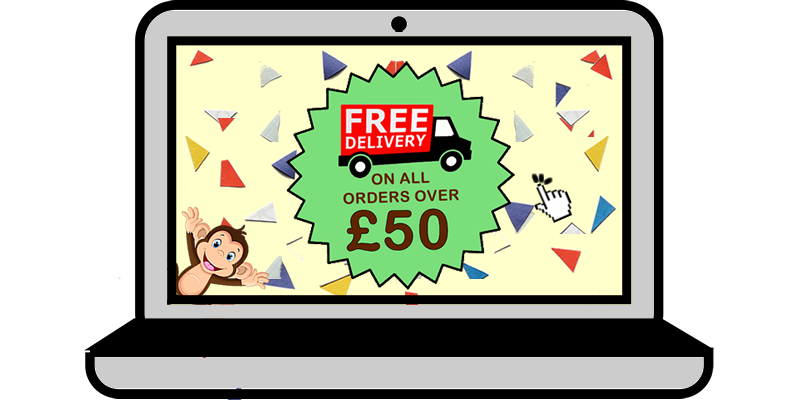 Free delivery on all