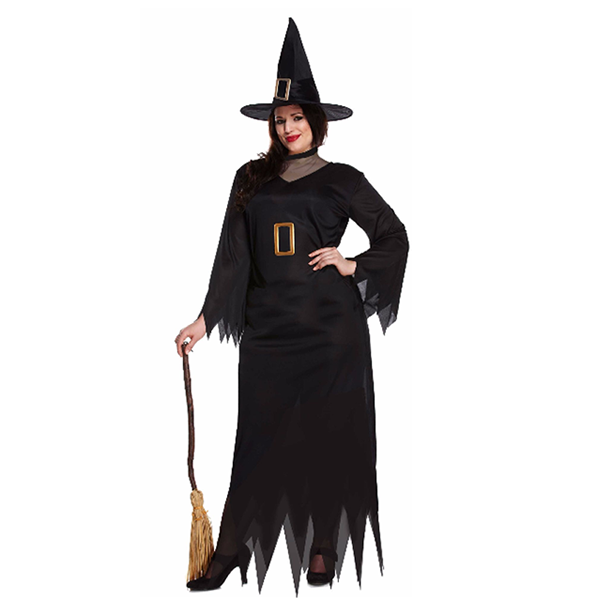 Black Witch (Plus Size)