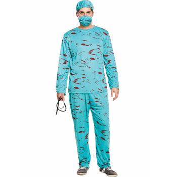 Bloody Surgeon Adult Costume