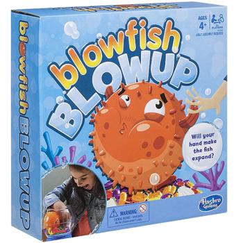 Blowfish Blowup