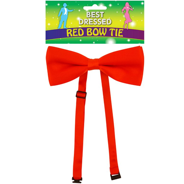 Bow - Red