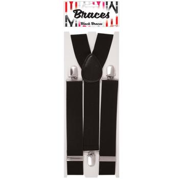 Braces - Black