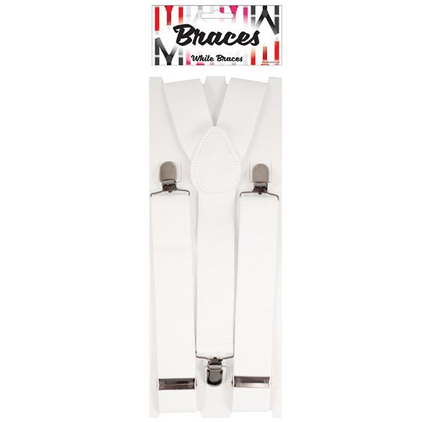Braces - White
