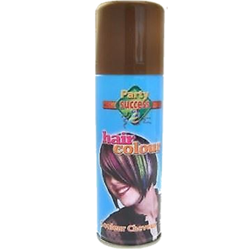 Brown Coloured Hairspray