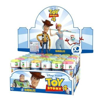 Bubble Tub With Wand - Toy Story 4