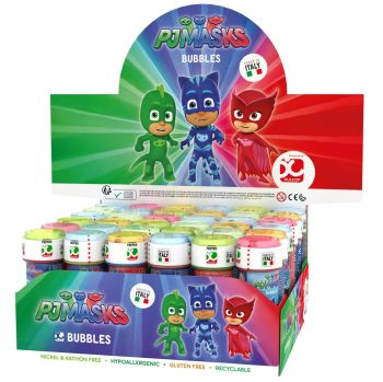 Bubble Tub With Wand PJ Masks