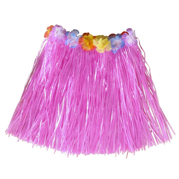 Hula Skirt Pink (W28/L50)