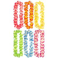 Hawaiian Lei With Beads Assorted