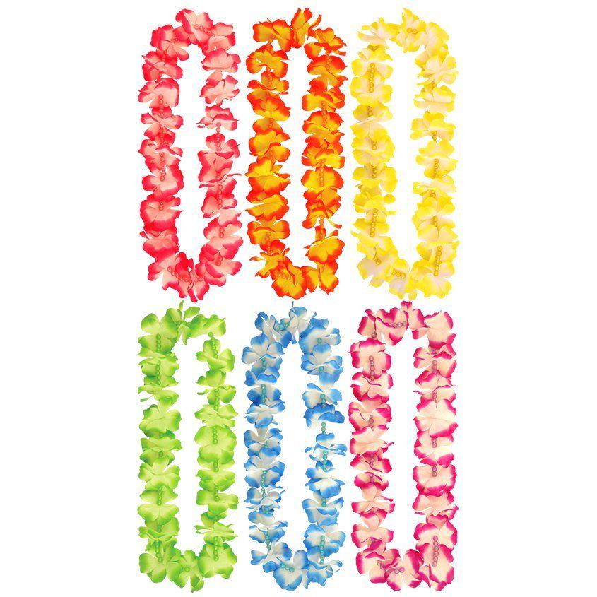Hawiian Lei With Beads