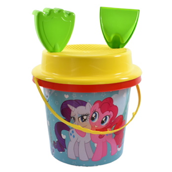 Bucket & Spade Set - My Little Poney