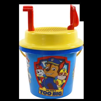Bucket & Spade Set - paw patrol