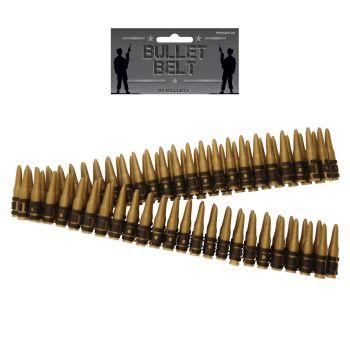 Bullet Bandolier Belt