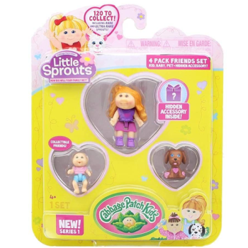 Cabbage Patch Kids Little Sprouts - Series 1
