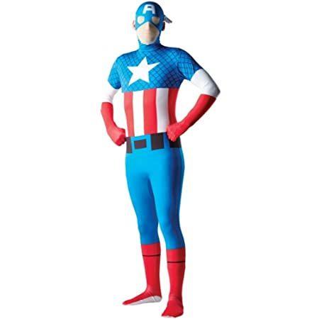 Captain America - Morphsuit
