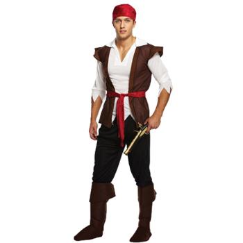 Caribbean Pirate Man