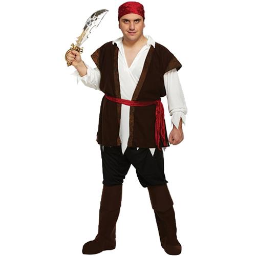 Caribbean Pirate XL