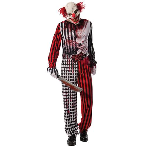 Circus Hell - Evil Clown