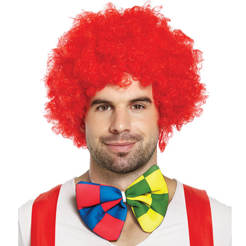Clown - Red