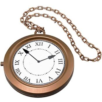 Clock Medallion