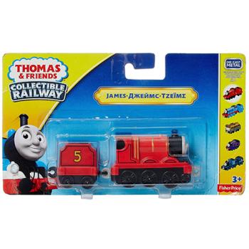 Collectible Railway James