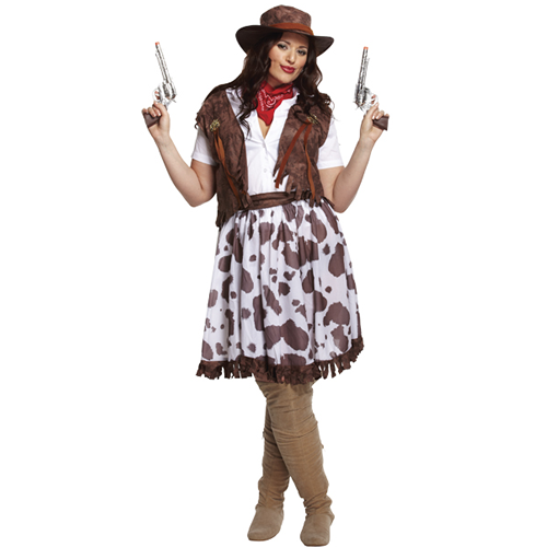 Cowgirl - Plus Size