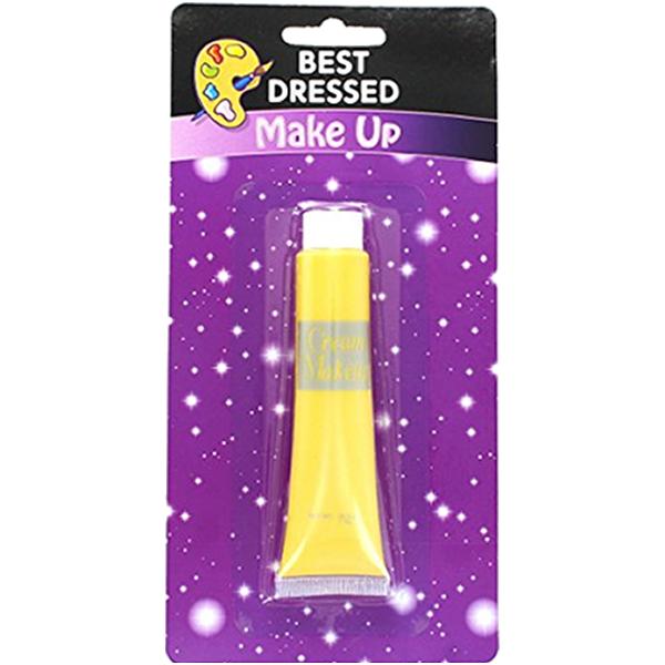Cream Facepaint Yellow (1 fl oz.)