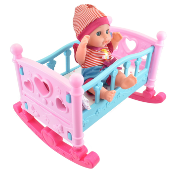 Baby Doll Bedtime Play Set