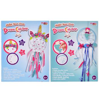 Make Your Own Dreamcatcher Mermaid/Unicorn