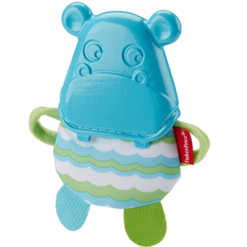 Fisher-Price Teething Pals Hippo
