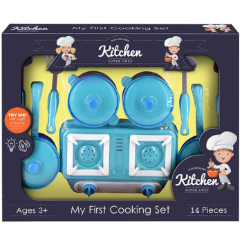 My First Cooking Set