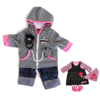 New Born Baby Dress Up Set