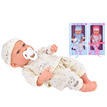 Realistic New Born Baby Doll