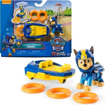 Launching Surfboard Paw Patrol Assorted