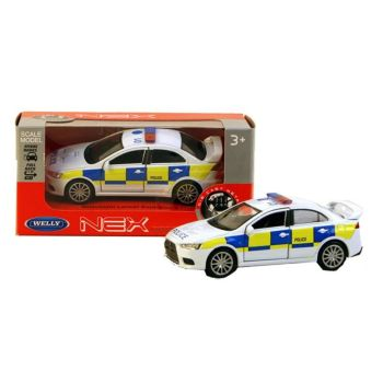 Mitsubishi Lancer Police Car