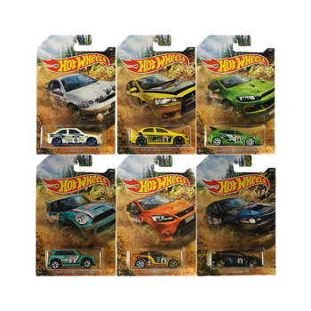 Hot Wheels Rally Car Assortment