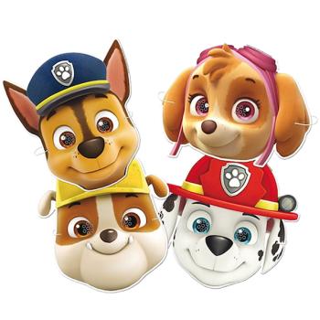 Paw Patrol Face Masks