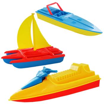 Nalu Boat Toy