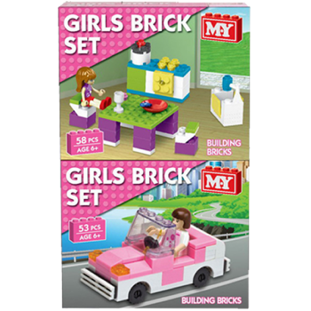Family Brick Set