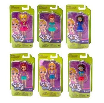 Polly Pocket Mini Doll