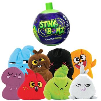 Stink Bomz Plush Surprise